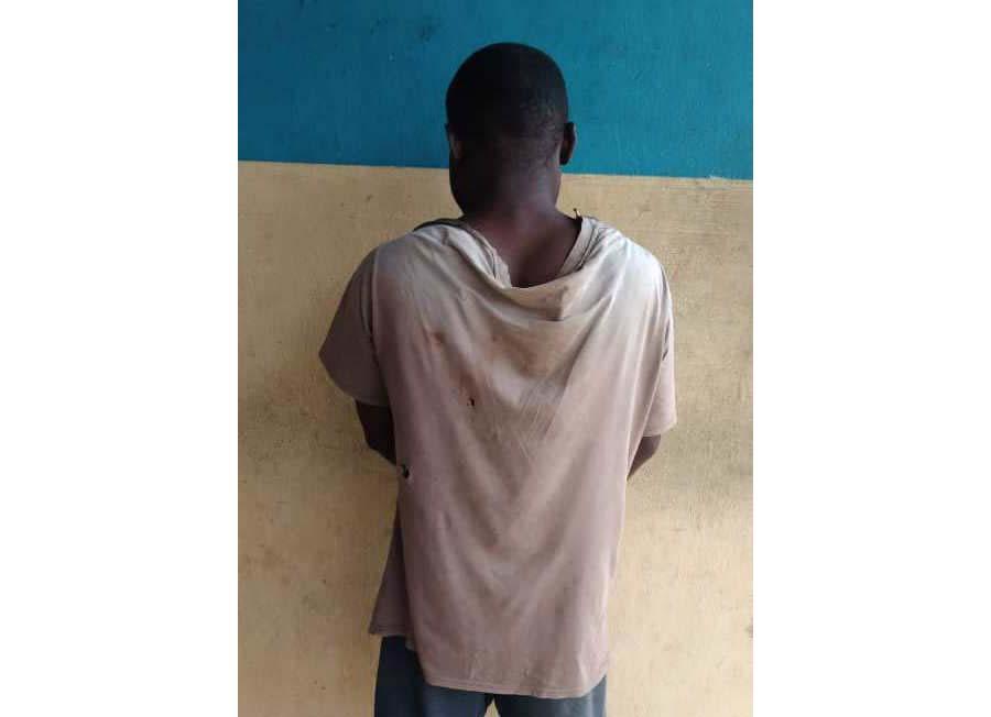 Police Rescue Kidnap Victim, Arrest Kidnapper In Delta